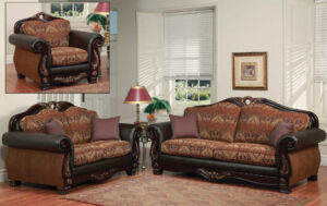 RLS2955 Sofa Set